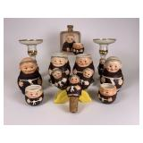 Goebel Friar Tuck lot