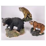 Various Artist Animal Statuettes