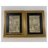 Framed High Relief panels
