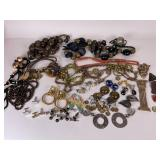 Huge lot of Random Artisan Jewelry
