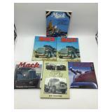6 Mack truck books