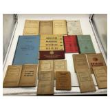 WWII US Army Tech Manuals