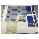 Various Books on Diecast Vehicles