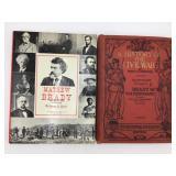 Mathew Brady Civil war books