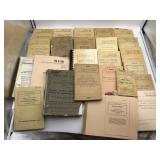 WWII US Army Field Manuals