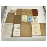 POST WWII US Army Field Manuals