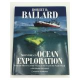 Signed adventures in Ocean exploration