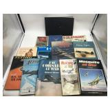 US Air Force Air Command and Airplane books;