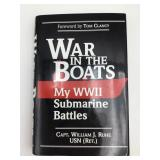 War in the boats my WWII submarine battles