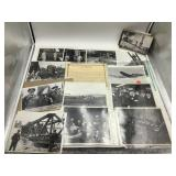 WWII photo lot