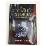 Great treasure stories of WWII