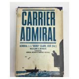 Carrier Admiral admiral  JJ Clark