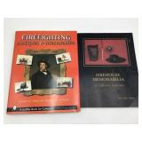 Firefighting reference books