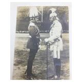 Kaiser Wilhelm and Hindenburg photo