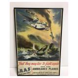 Ambulance Planes poster