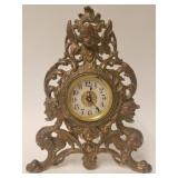 Victorian Westclox Putto clock