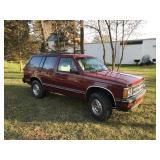 1994 Chevrolet S-10 Blazer LT