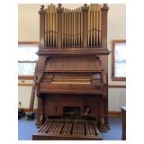 Estey Double Keyboard Church Organ