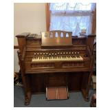 Estey Electrified Reed Organ