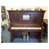 Henkel 1893, 65 Note foot impelled/player piano