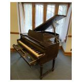 Phila. Welte-Mignon Box Pump Baby Grand