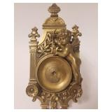 French Bronze Putto Pocket Watch holder