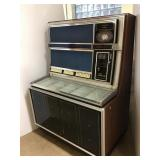 Seeburg Stereo phonograph/jukebox;