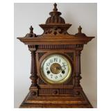 H.A.C. German mantle clock