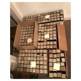 Approximately 225 Piano Style player piano rolls