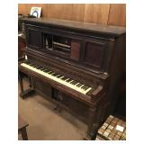 Lauter-Humana 65 Note Player Piano