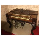 George Prince Rosewood Square Piano
