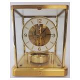 Jaeger LeCoultre Atmos mantle clock