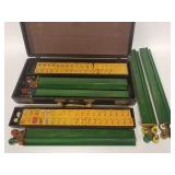 Vintage Mahjong set, ES Lowes Company