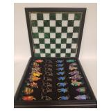Emperors of the Orient Chess set