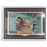 E&J Brandy and Ducks Unlimited duck mirror