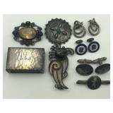 Sterling lot of Jewelry