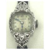 Bulova 14 K ladies wristwatch