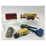 Corgi Vehicle Lot of 6