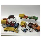 Tonka Miniature Lot