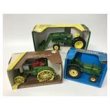 Ertl 1:16 Farm Tractor Lot Boxed