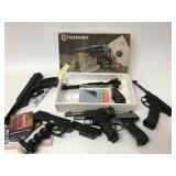BB Gun Pistol Lot