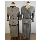 1940s Rentner & Aldrich suits