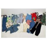 1950-60s baby & toddler clothes