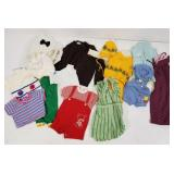 Vintage baby & childrens clothes