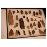 Collection of Arrowheads