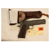 "Ithaca M1911 A1 US Army ""US Property"" .4"