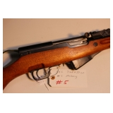 SKS 7.62 x 39 Rifle