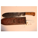 U.S.M.C Hospital corps knife mfg Chatillon, NY