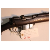 LEE-ENFIELD No. 1 MKIII .303 marked GR BSA Comp 1916