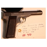 FN Browning model 1922 7.65mm 32ACP